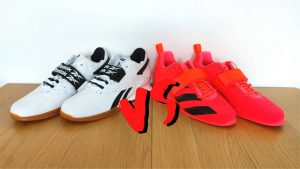 Adidas Adipower 2 vs Reebok Legacy Lifter 2