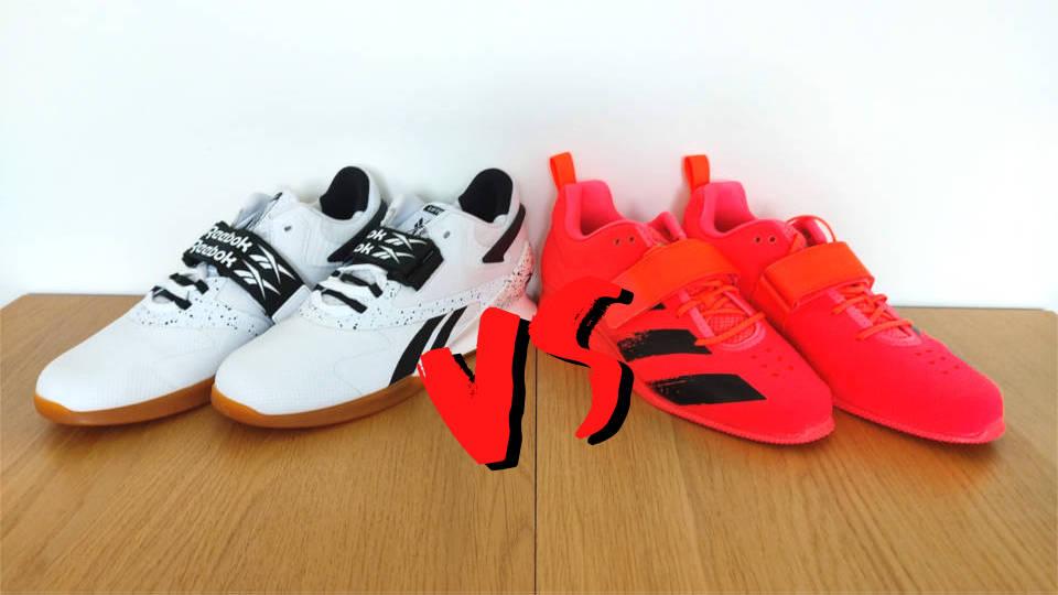 Adidas Adipower 2 vs Reebok Legacy Lifter 2