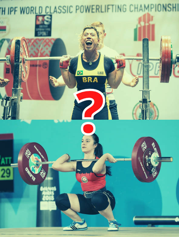 Powerlifting and Weightlifting