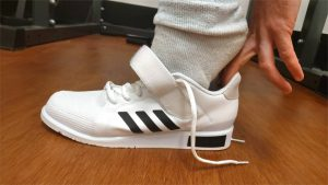 powerlifting shoes fit