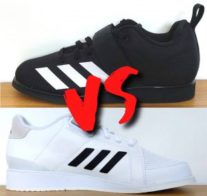 Adidas Powerlift 4 vs Power Perfect 3