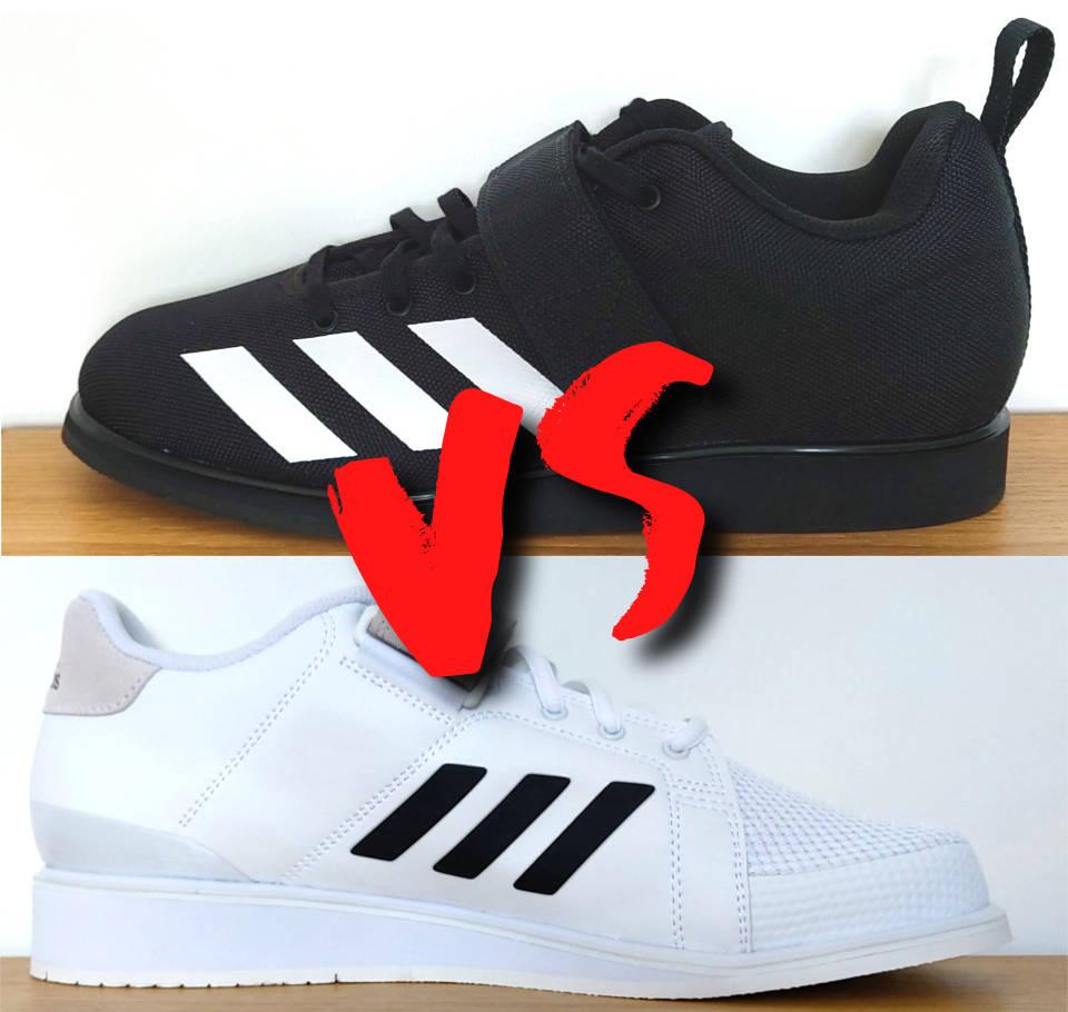 Adidas Powerlift 4 vs Power Perfect 3