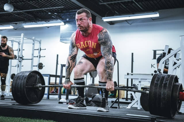 Powerlifting Shoes for Deadlifts