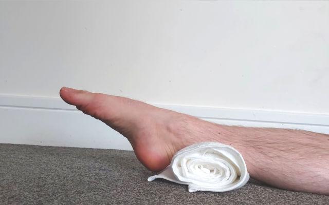 Toe Extension Drill