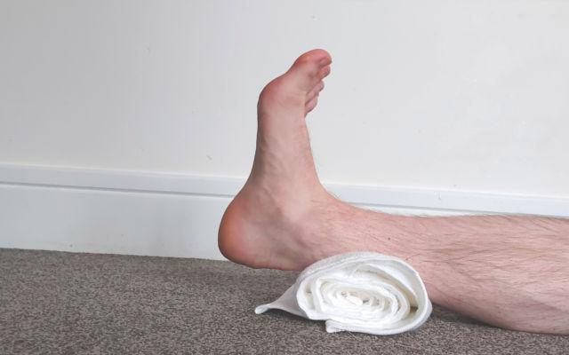 Foot Curl