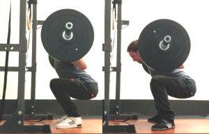high bar vs low bar squat
