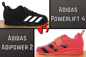 Adidas Powerlift 4 vs Adipower 2