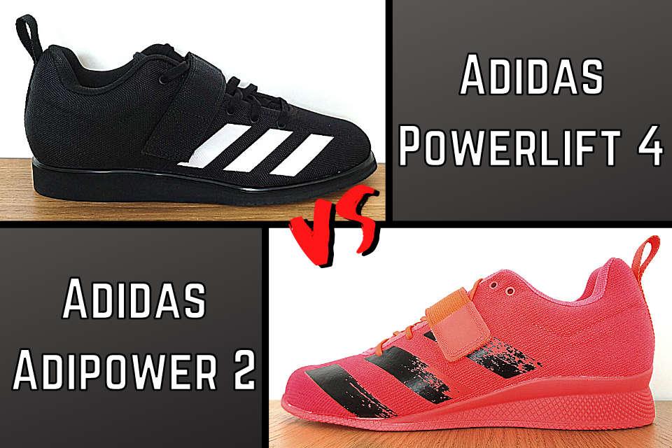 Adidas Powerlift 4 vs Adipower 2