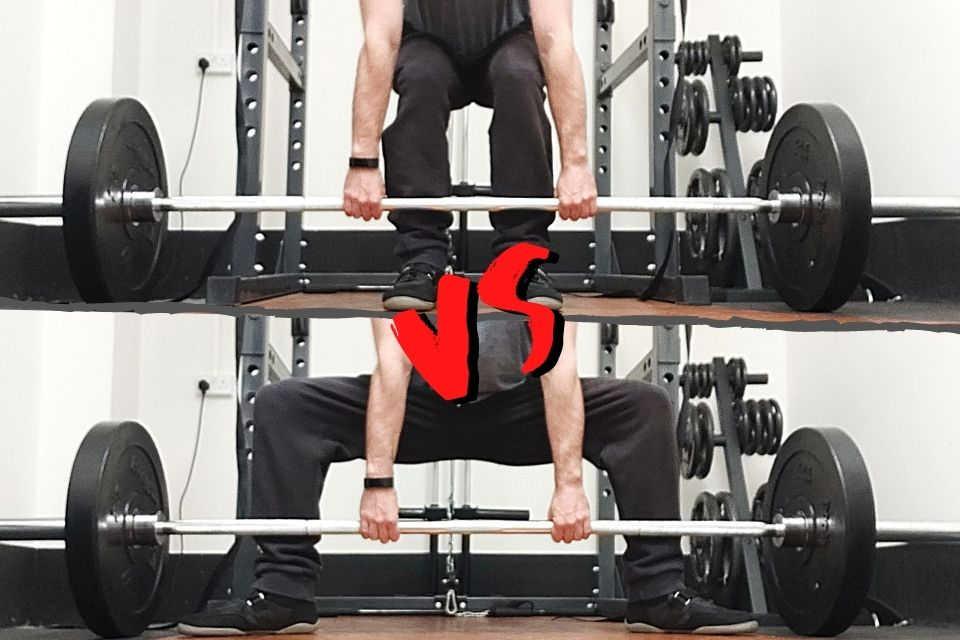 conventional vs sumo deadlift