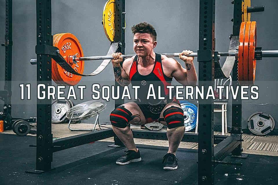 Squat Alternatives