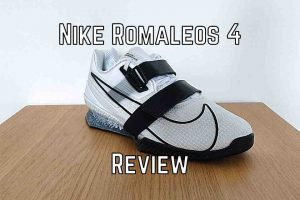 Nike Romaleos 4 Review